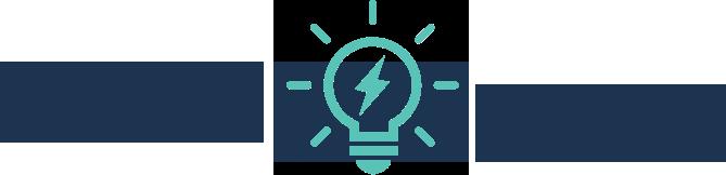 Learnamp logo 2018 dark